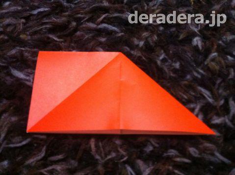 ジャックオランタン 作り方 折り紙02