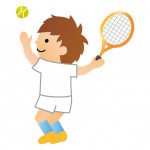 テニスのサーブの打ち方は?コツは?動画もチェック!