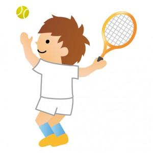 テニス サーブ 打ち方 コツ