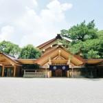 熱田神宮に初詣!駐車場の2016年のおすすめは西側のココ!