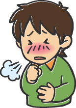 咳が止まらない 熱はない