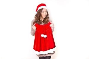 クリスマス バイト サンタ