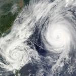 台風はなぜ日本に沿って曲がる?基礎知識を押さえよう!秘密はこれ!
