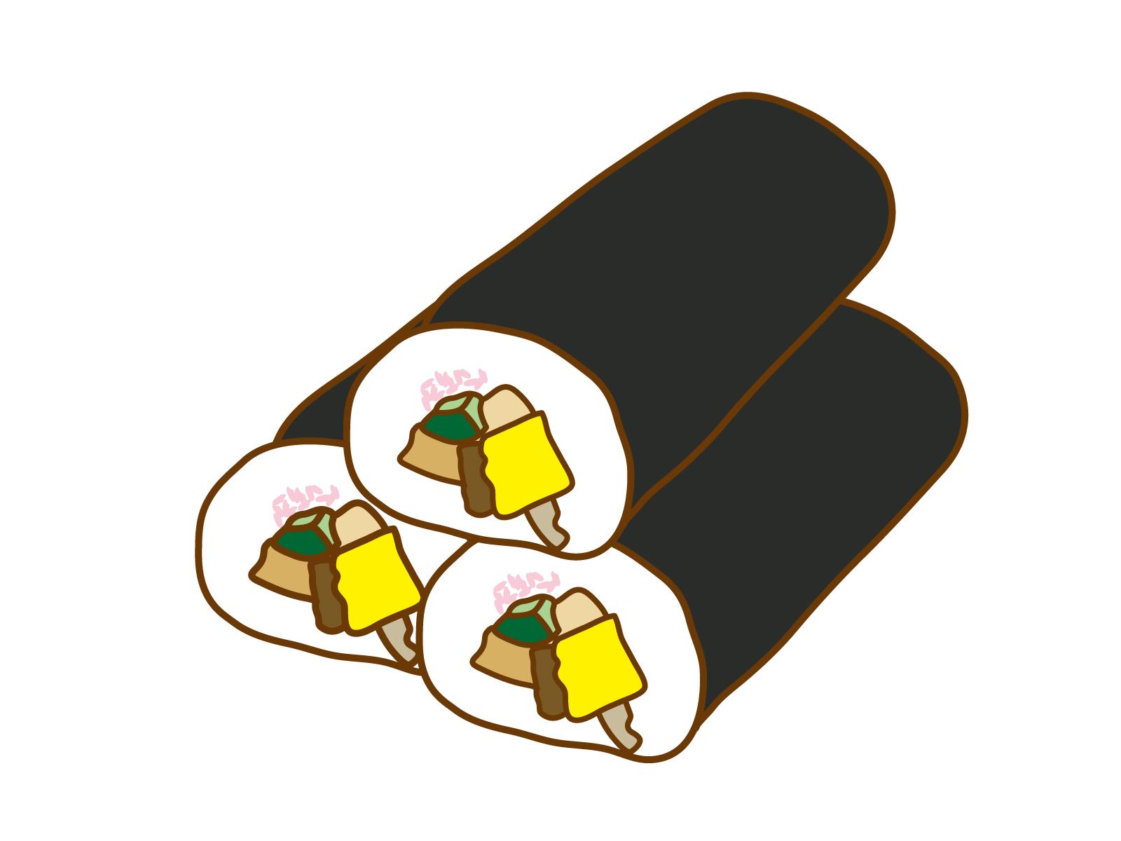 の 方角 巻き 恵方