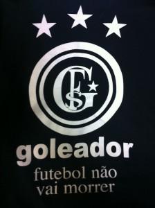 ゴレアドール(goleador)のロゴ