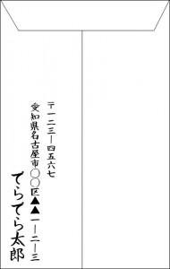 祝儀袋 書き方 中袋 金額03