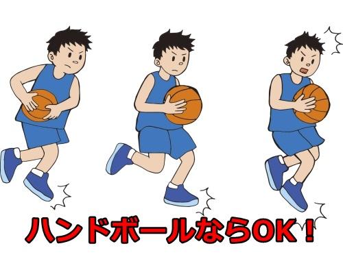 ハンドボール ルール 簡単03