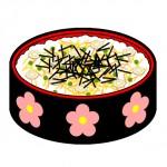 ちらし寿司をひな祭りに!由来は?なぜ食べる?