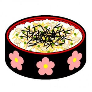 ちらし寿司 ひな祭り 由来
