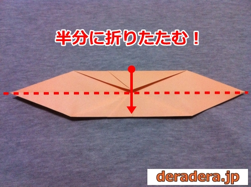 折り紙 犬 折り方 立体31